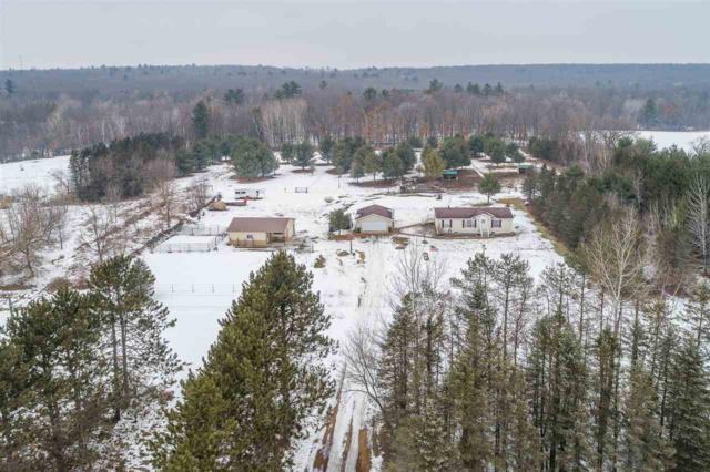 N8626 Hwy 49, Iola, WI 54945 (#50195925) :: Dallaire Realty