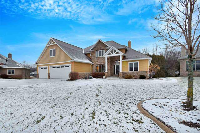 2153 Roberta Court, Green Bay, WI 54313 (#50196167) :: Dallaire Realty