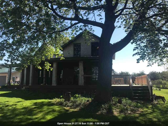 N8846 Olson Road, Iola, WI 54945 (#50196512) :: Dallaire Realty