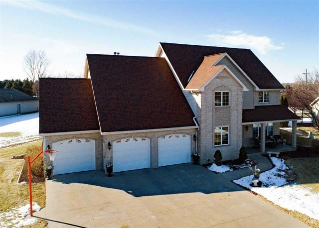 N141 Fenceline Drive, Appleton, WI 54915 (#50196641) :: Dallaire Realty