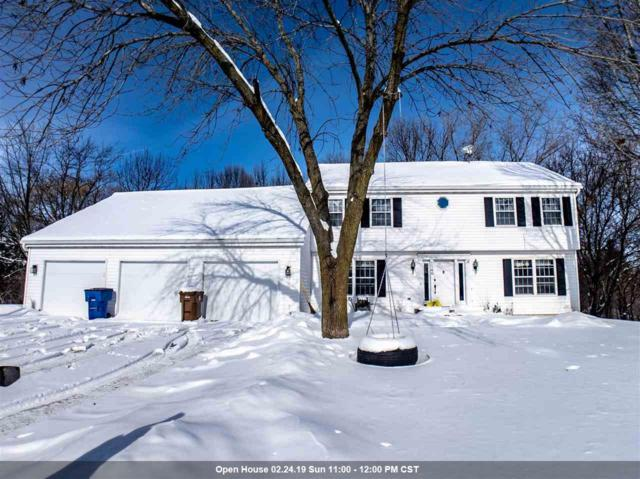 1546 Hickory Hollow Lane, Menasha, WI 54952 (#50197376) :: Dallaire Realty