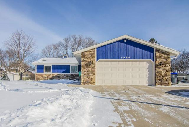 1086 Memorial Court, Neenah, WI 54956 (#50197490) :: Dallaire Realty