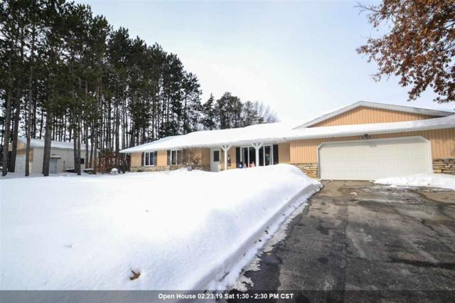 3852 Silver Bow Drive, Green Bay, WI 54313 (#50197878) :: Dallaire Realty
