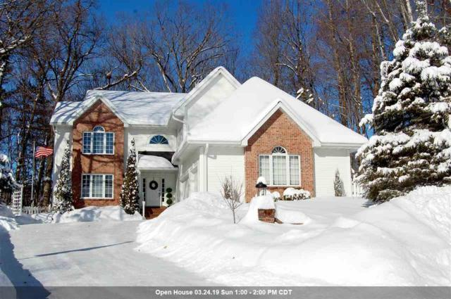 614 Doe Trail Court, Green Bay, WI 54313 (#50198015) :: Symes Realty, LLC