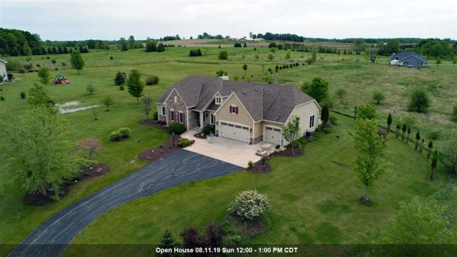 W6495 Klika Road, Shiocton, WI 54170 (#50198036) :: Dallaire Realty
