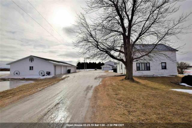 E1451 Luxemburg Road, Luxemburg, WI 54217 (#50198284) :: Todd Wiese Homeselling System, Inc.