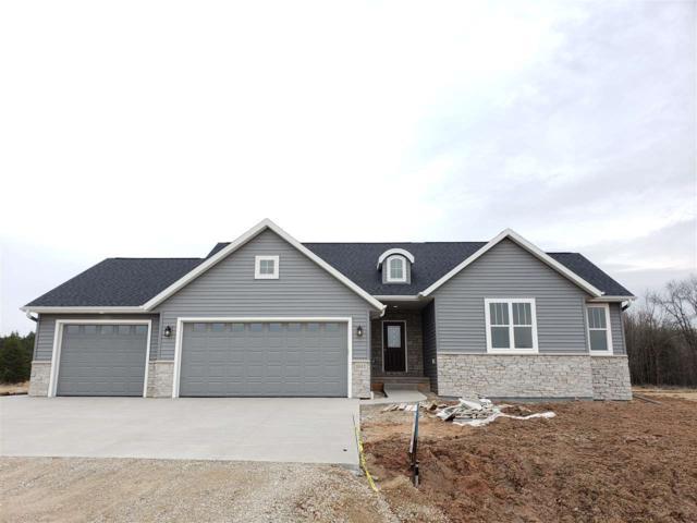 1011 Mill Pond Circle, Weyauwega, WI 54983 (#50198997) :: Todd Wiese Homeselling System, Inc.
