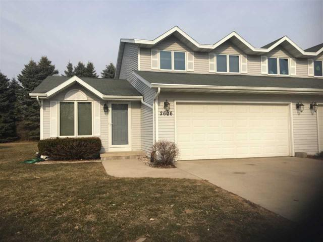 W2606 Block Road, Appleton, WI 54915 (#50199307) :: Dallaire Realty
