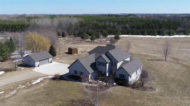 W5857 Rock Road, Black Creek, WI 54106 (#50199515) :: Todd Wiese Homeselling System, Inc.