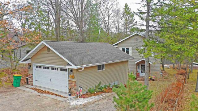 E942 Whispering Pines Road, Waupaca, WI 54981 (#50200241) :: Todd Wiese Homeselling System, Inc.
