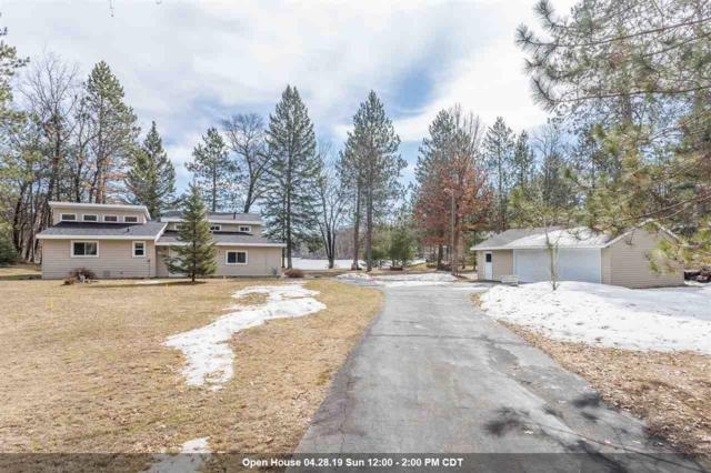 9171 Half Moon Lake Road, Pound, WI 54161 (#50200353) :: Todd Wiese Homeselling System, Inc.