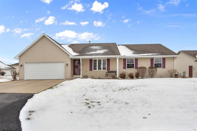 W2309 Briarwood Drive, Appleton, WI 54915 (#50200792) :: Dallaire Realty