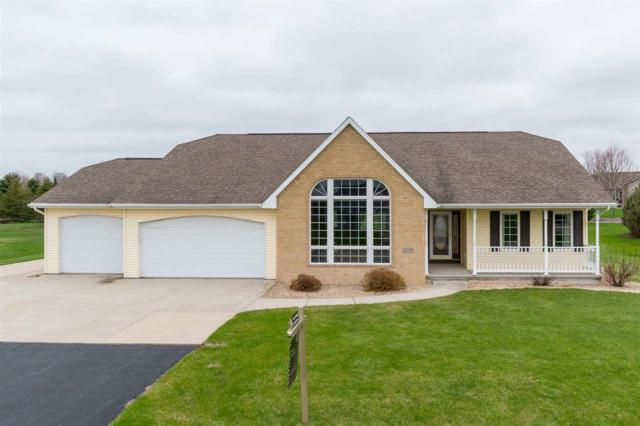 N1917 Christy Lane, Greenville, WI 54942 (#50201645) :: Dallaire Realty