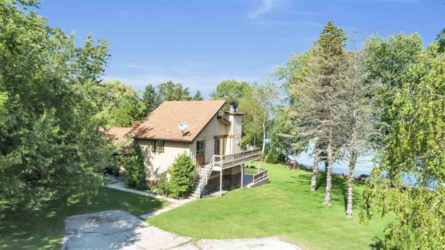 N7262 Hwy 42, Algoma, WI 54201 (#50202471) :: Dallaire Realty