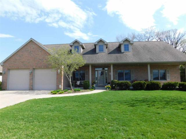 659 Winding Waters Way, De Pere, WI 54115 (#50202691) :: Dallaire Realty