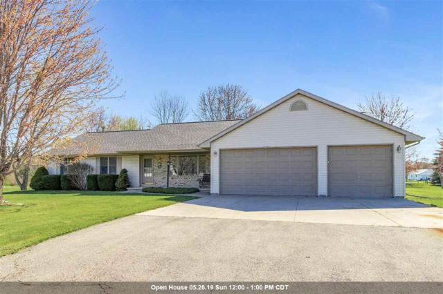 N1492 Evening Star Drive, Greenville, WI 54942 (#50202756) :: Dallaire Realty