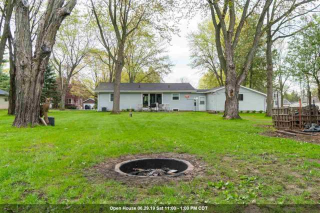 N841 Depot Road, Dale, WI 54940 (#50203056) :: Todd Wiese Homeselling System, Inc.