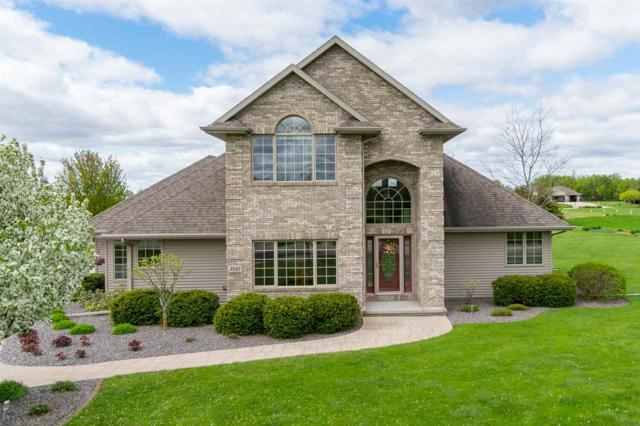 3545 Emerald Crown Parkway, Neenah, WI 54956 (#50203286) :: Dallaire Realty