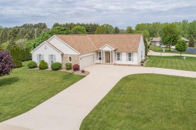 1534 W Starview Drive, Appleton, WI 54913 (#50203838) :: Dallaire Realty