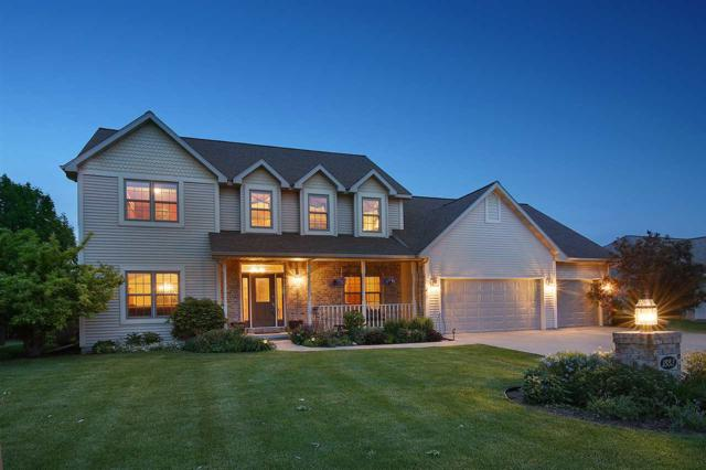 1883 Little Valley Court, De Pere, WI 54115 (#50204722) :: Todd Wiese Homeselling System, Inc.