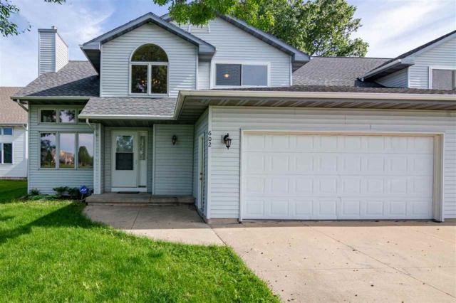 602 Millbrook Drive, Neenah, WI 54956 (#50205048) :: Symes Realty, LLC