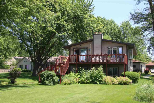 N9292 Willow Lane Beach Road, Fond Du Lac, WI 54937 (#50206119) :: Todd Wiese Homeselling System, Inc.