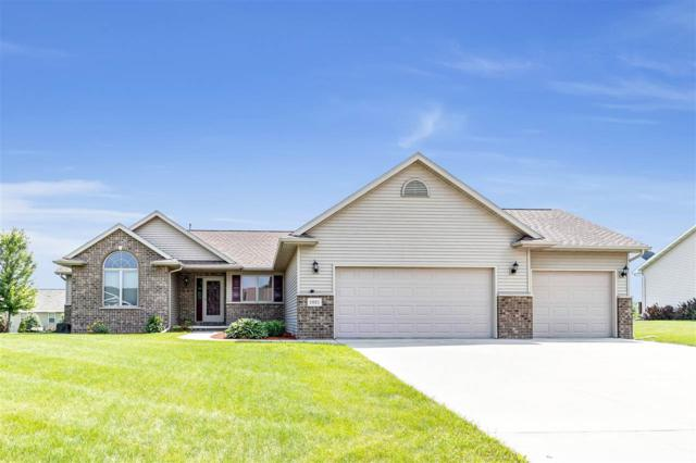 1021 Daffodil Drive, De Pere, WI 54115 (#50206580) :: Symes Realty, LLC