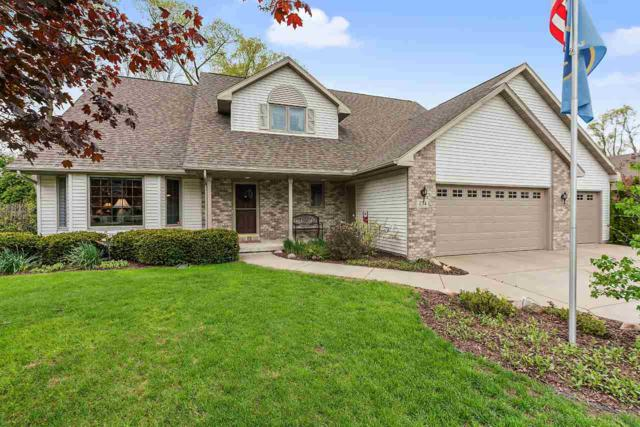 234 Swiss Meadow Lane, Green Bay, WI 54302 (#50206744) :: Dallaire Realty