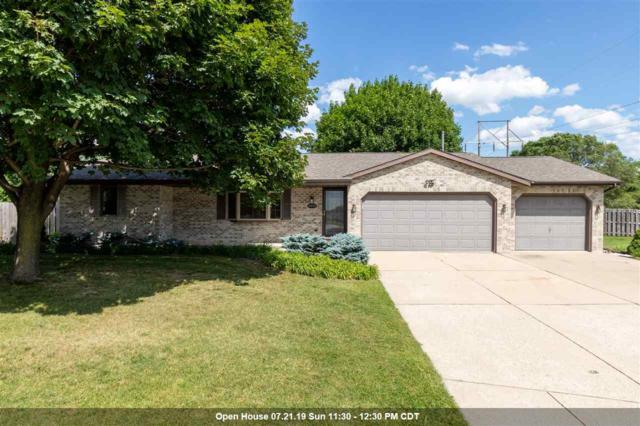 2852 Oslo Court, Green Bay, WI 54311 (#50206785) :: Todd Wiese Homeselling System, Inc.