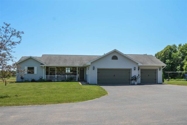 N6347 Diane Court, Manawa, WI 54949 (#50206886) :: Dallaire Realty
