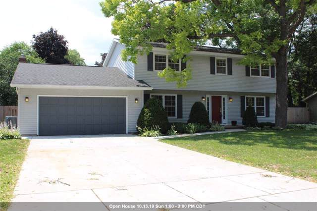 340 Windward Road, Green Bay, WI 54302 (#50207524) :: Symes Realty, LLC