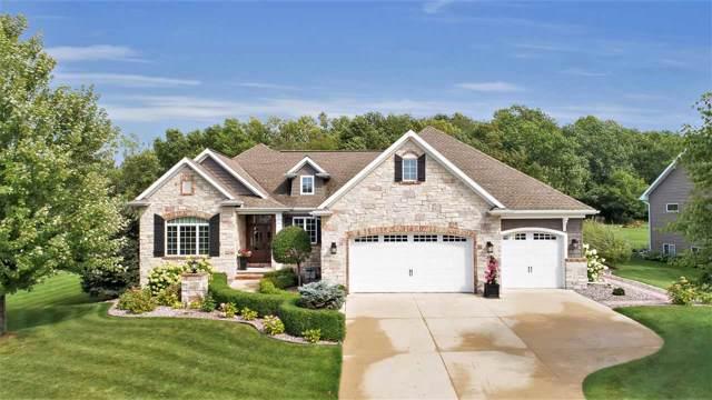 3953 Garrett Street, De Pere, WI 54115 (#50210309) :: Todd Wiese Homeselling System, Inc.