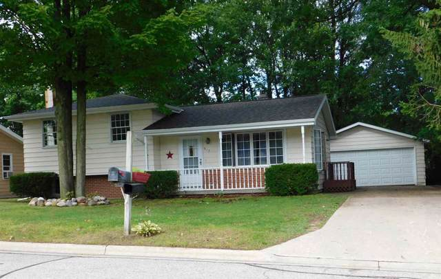 913 S Prospect Street, Shawano, WI 54166 (#50210859) :: Todd Wiese Homeselling System, Inc.
