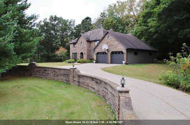 4113 N Pine Tree Road, Oneida, WI 54155 (#50212081) :: Dallaire Realty