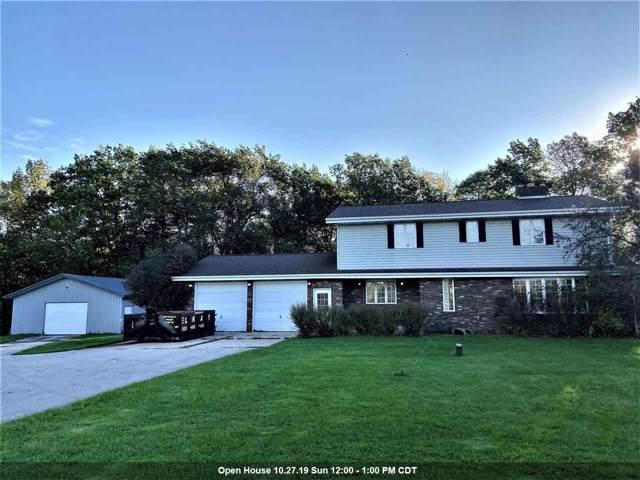 N7020 Van Boxtel Road, Oneida, WI 54155 (#50212612) :: Todd Wiese Homeselling System, Inc.
