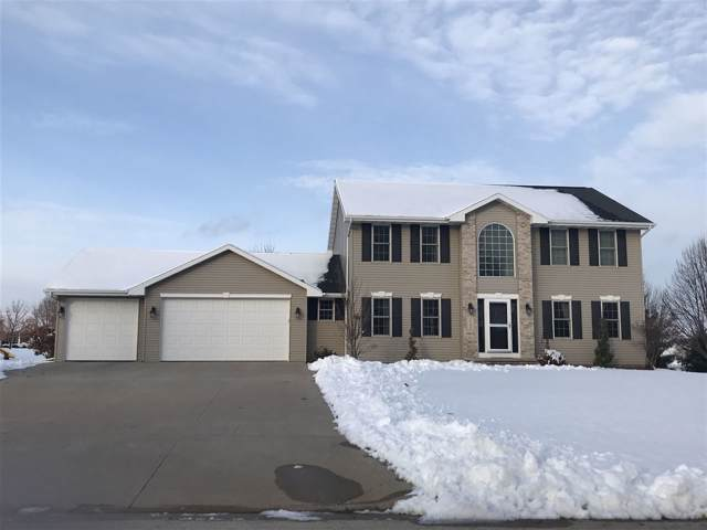 1096 Springfield Drive, De Pere, WI 54115 (#50212747) :: Todd Wiese Homeselling System, Inc.