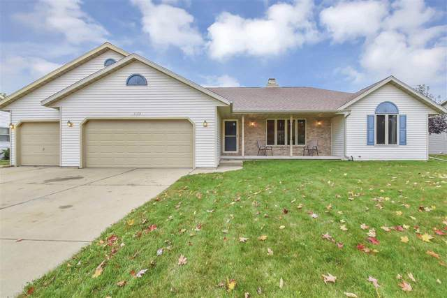 1173 Pawn Drive, Green Bay, WI 54313 (#50213082) :: Dallaire Realty