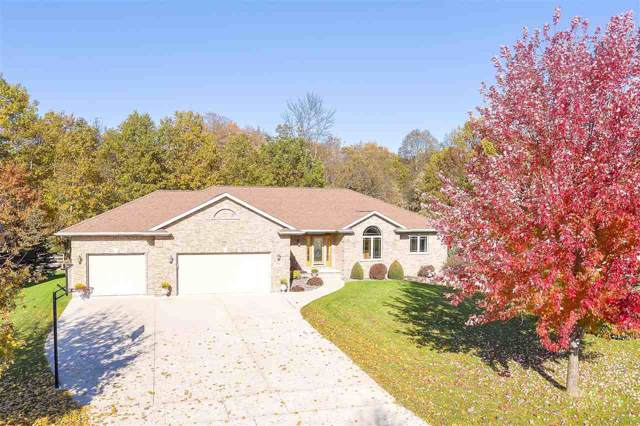 3173 Eclipse Drive, Green Bay, WI 54311 (#50213461) :: Symes Realty, LLC