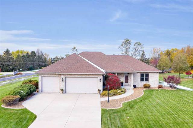 N2321 Weatherhill Court, Greenville, WI 54942 (#50213520) :: Todd Wiese Homeselling System, Inc.