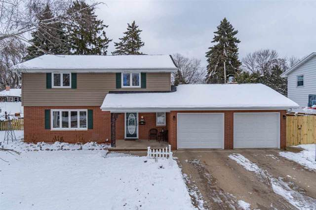 1808 N Eugene Street, Appleton, WI 54914 (#50214490) :: Dallaire Realty