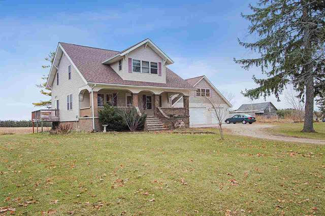 E2206 Sunset Road, Luxemburg, WI 54217 (#50214738) :: Todd Wiese Homeselling System, Inc.