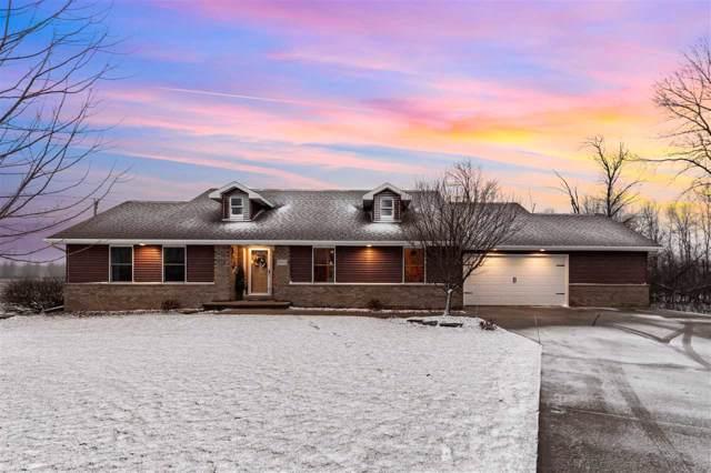 W5034 Birchwood Drive, Sherwood, WI 54169 (#50215519) :: Todd Wiese Homeselling System, Inc.