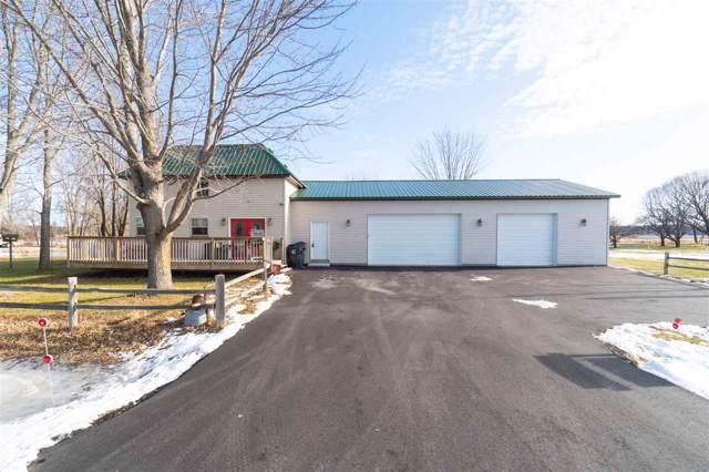 N6264 Hooyman Road, Shiocton, WI 54170 (#50215623) :: Todd Wiese Homeselling System, Inc.