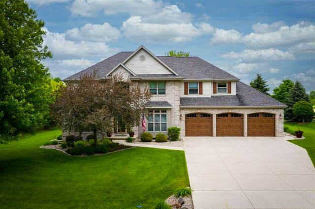 763 Red Fox Run, Fond Du Lac, WI 54937 (#50216550) :: Symes Realty, LLC