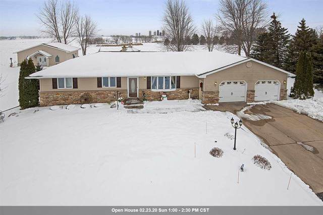 W2863 Hwy J, Seymour, WI 54165 (#50216864) :: Todd Wiese Homeselling System, Inc.