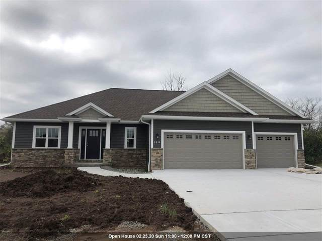 2239 Creeksedge Circle, De Pere, WI 54115 (#50216892) :: Todd Wiese Homeselling System, Inc.