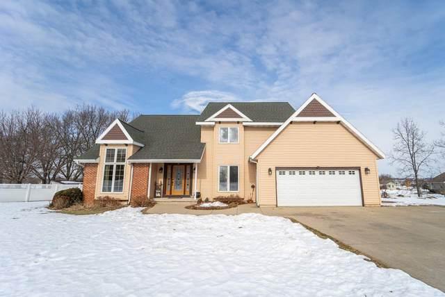 521 Maple Ridge Road, Berlin, WI 54923 (#50216897) :: Todd Wiese Homeselling System, Inc.
