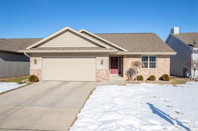 2111 Rock River Court, De Pere, WI 54115 (#50216924) :: Todd Wiese Homeselling System, Inc.