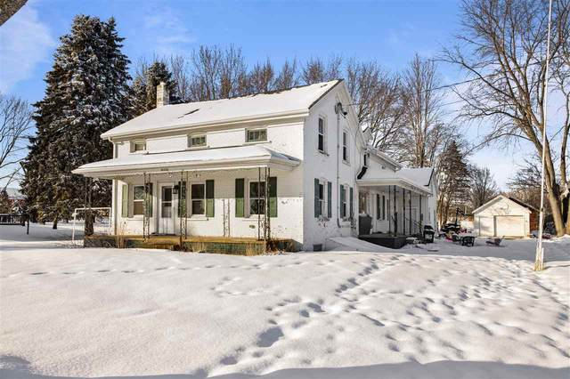 W9874 Hwy 96, Fremont, WI 54940 (#50217127) :: Todd Wiese Homeselling System, Inc.