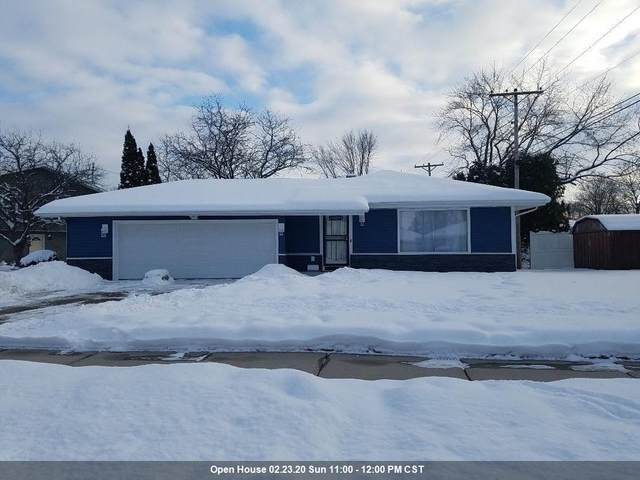 544 E Bank Street, Fond Du Lac, WI 54935 (#50217304) :: Todd Wiese Homeselling System, Inc.